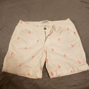 Old Navy size 8 shorts
